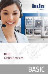 ILLIG Service Availability Basic | © ILLIG Maschinenbau GmbH & Co. KG