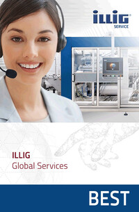 ILLIG Service Availability Best | © ILLIG Maschinenbau GmbH & Co. KG