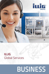 ILLIG Service Availability Business | © ILLIG Maschinenbau GmbH & Co. KG