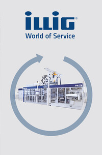 ILLIG World of Service | © ILLIG Maschinenbau GmbH & Co. KG