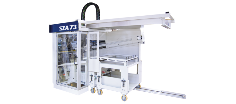 ILLIG SZA 73 stacking device | © ILLIG Maschinenbau