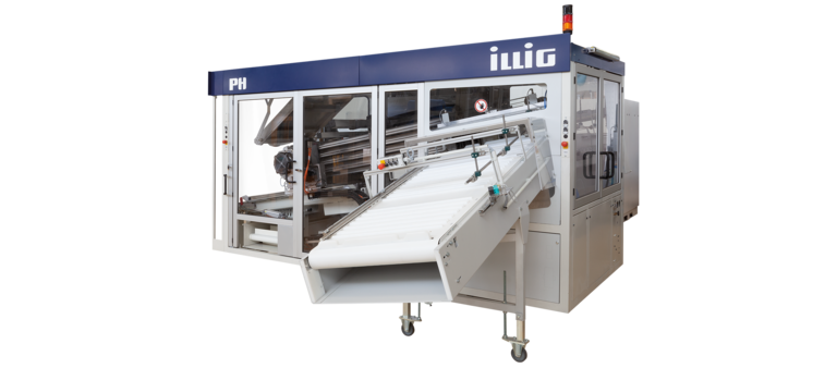 ILLIG PH 70 stacking device | © ILLIG Maschinenbau
