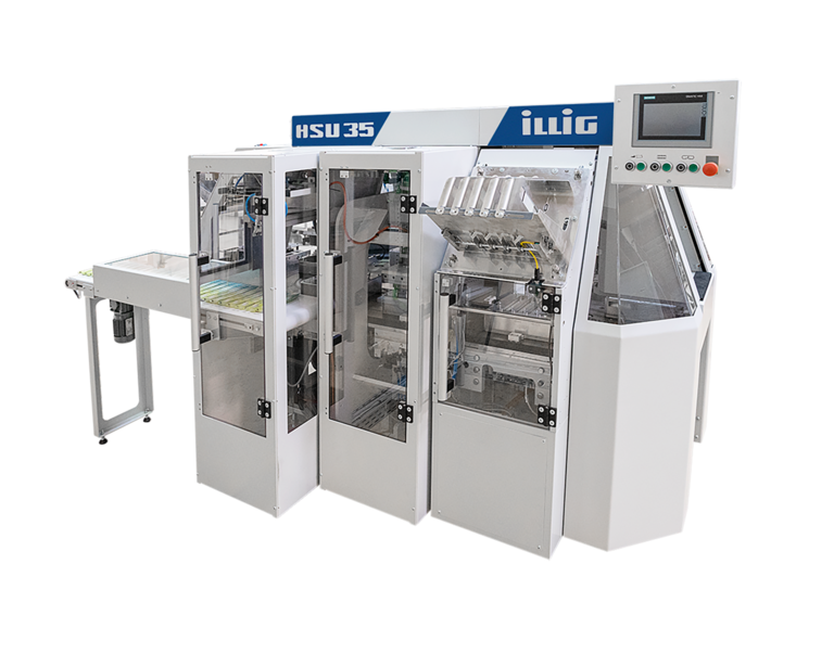ILLIG HSU 35b hot seal unit series | © ILLIG Maschinenbau GmbH & Co. KG