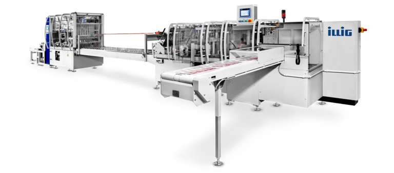 ILLIG HSA 50d automatic heat sealing machine | © ILLIG Maschinenbau