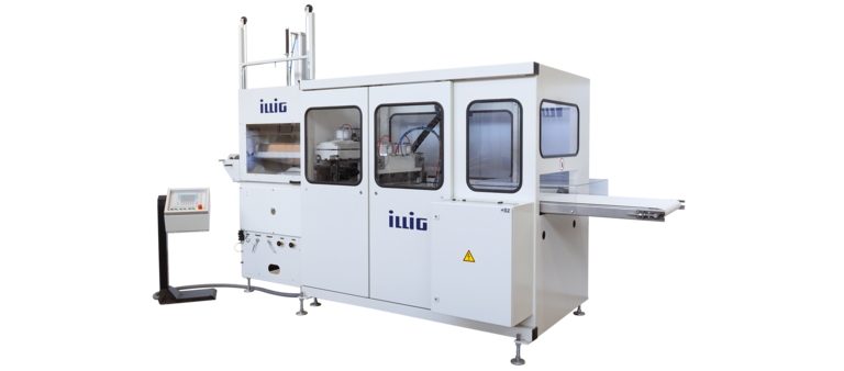 ILLIG SB 74e skin and blister machine | © ILLIG Maschinenbau